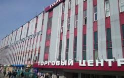 Ремонт фасада торгового центра - до 2
