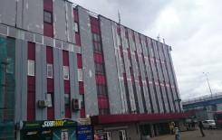 Ремонт фасада торгового центра - до 4