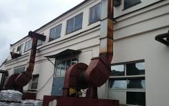 Ремонт фасада ржд 9